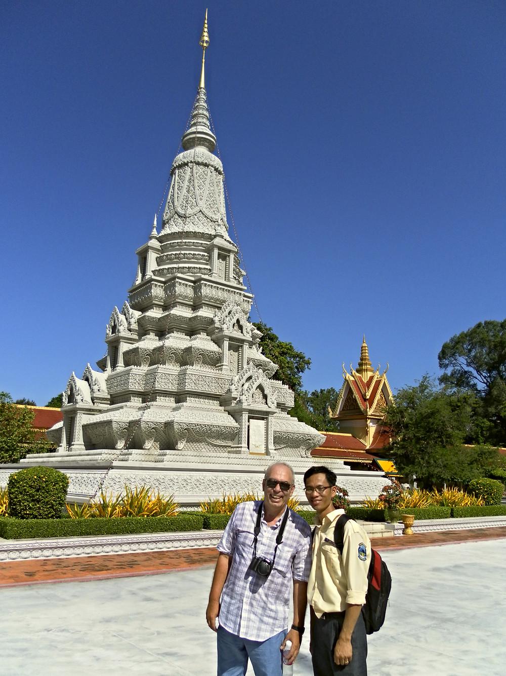 Phnom Penh. Camboya