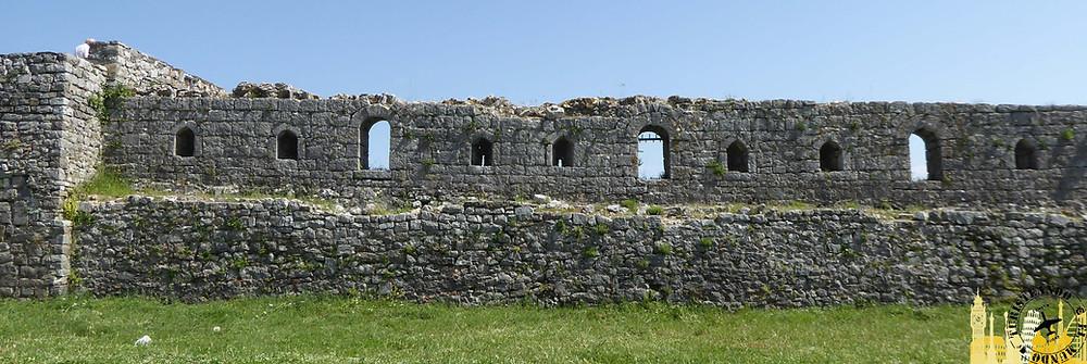 Castillo de Ruzafa. Shkoder (Albania)
