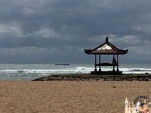 Playa de Nusa Dua, relax y contemplación. Indonesia