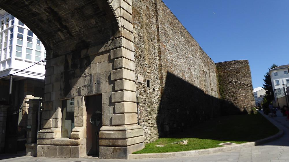 Lugo capital (Galicia - España)