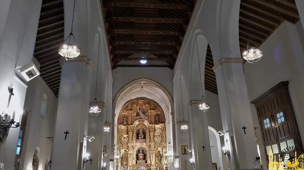 Iglesia San Pedro. Huelva (Andalucía). España