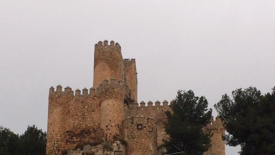 Castillo de Almansa (Albacete)