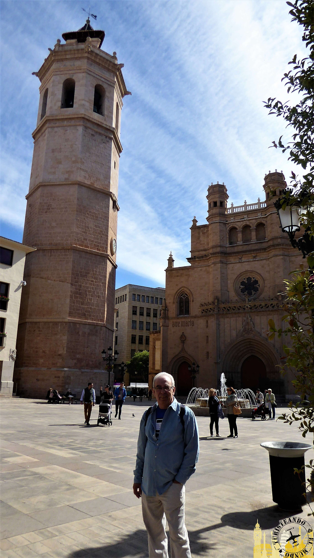 Concatedral y Fradí, Castellón de la Plana