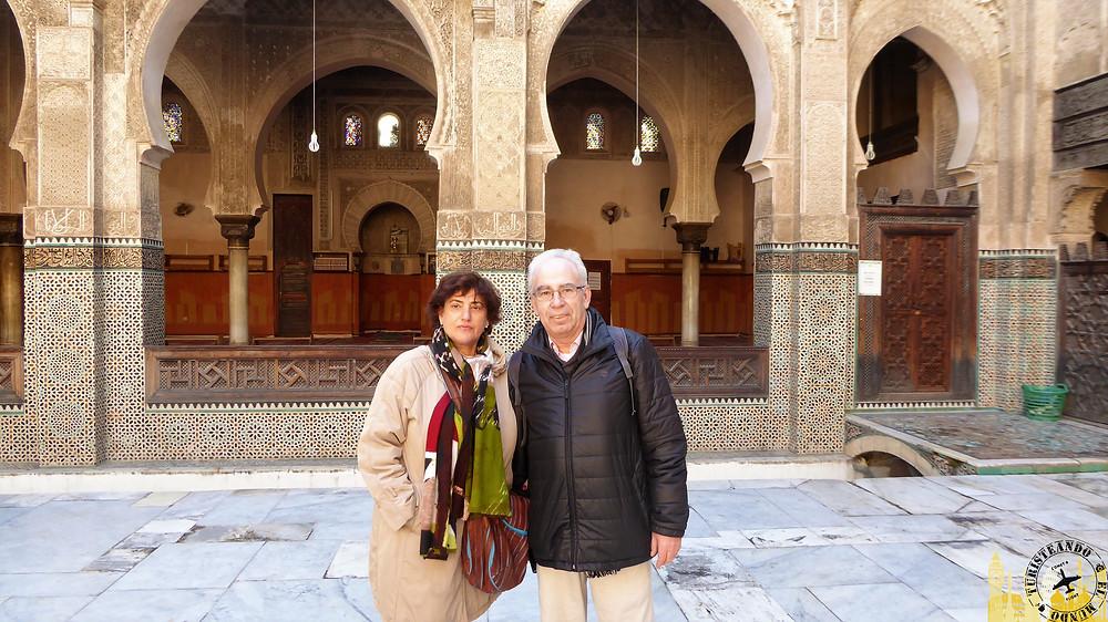 Madraza Bou Inania, Fez (Marruecos)