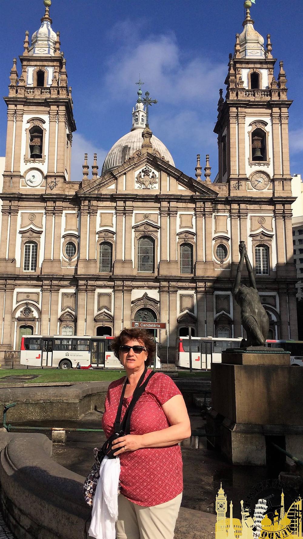 Iglesia de la Candelaria. Río de Janeiro (Brasil)