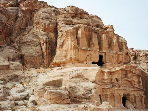 Petra, la sorprendente ciudad de los Nabateos (Unesco), Jordania