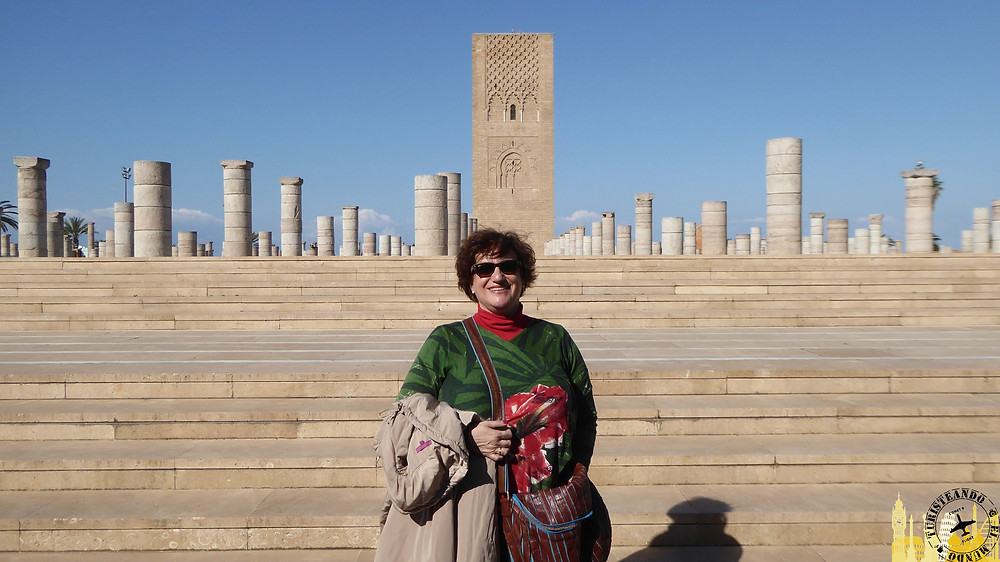 Tour Hassan. Rabat (Marruecos)