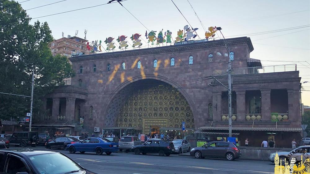 Mercado Central de Ereván