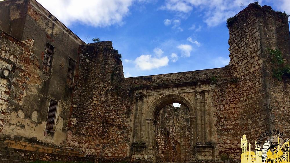 Monasterio de San Francisco. Santo Domingo (Rep. Dominicana)