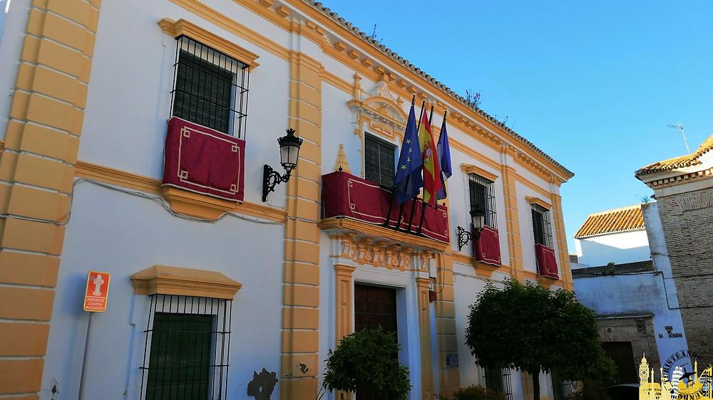 Ayuntamiento de Carmona (Sevilla). España