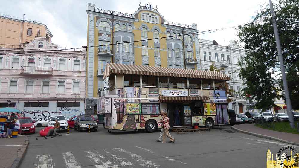Podil, Kiev (Ucrania)