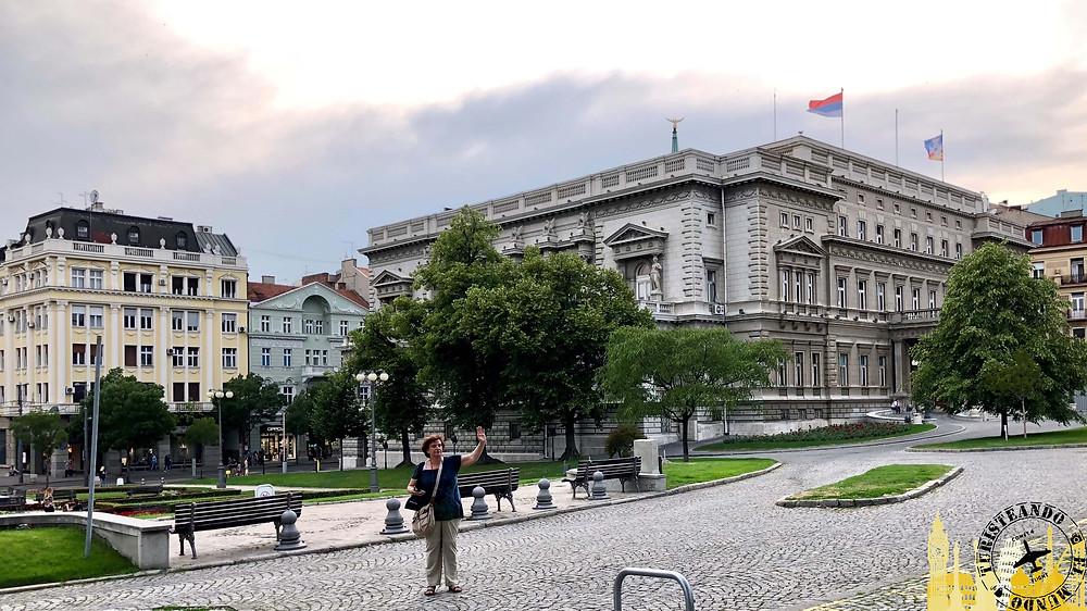 Palacio Antiguo. Belgrado