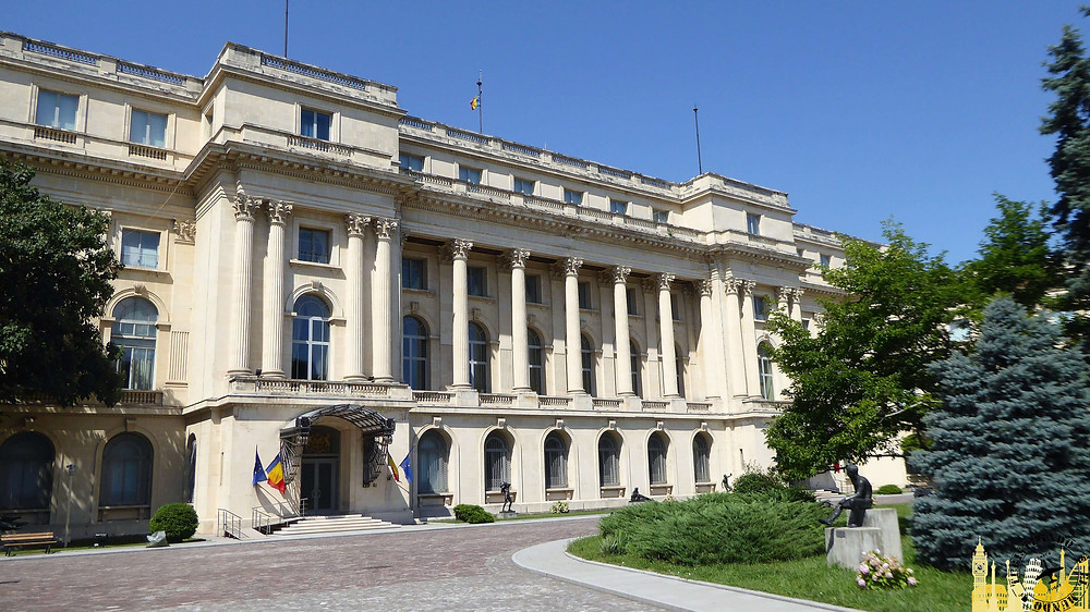 Palacio Real de Bucarest (Rumanía)