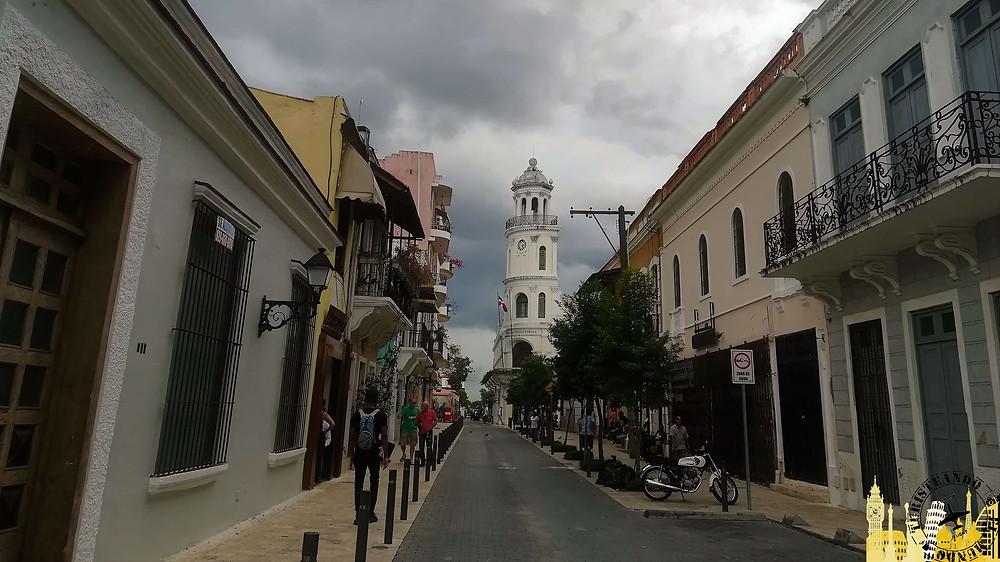 Calle del Conde. Santo Domingo (Rep. Dominicana)