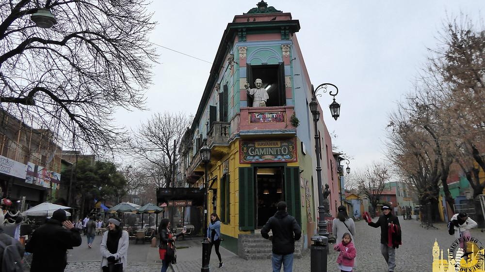 Barrio de Caminito, Buenos Aires (Argentina)