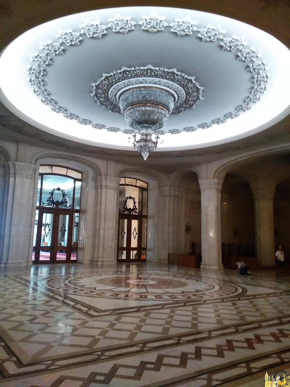 Palacio del Parlamento, Bucarest (Rumanía)