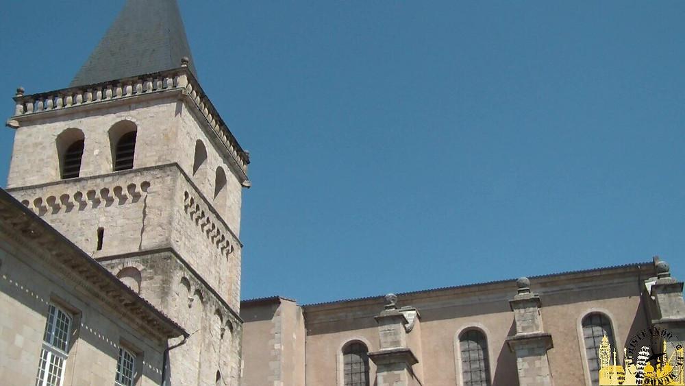 Palacio Episcopal. Castres (Francia)