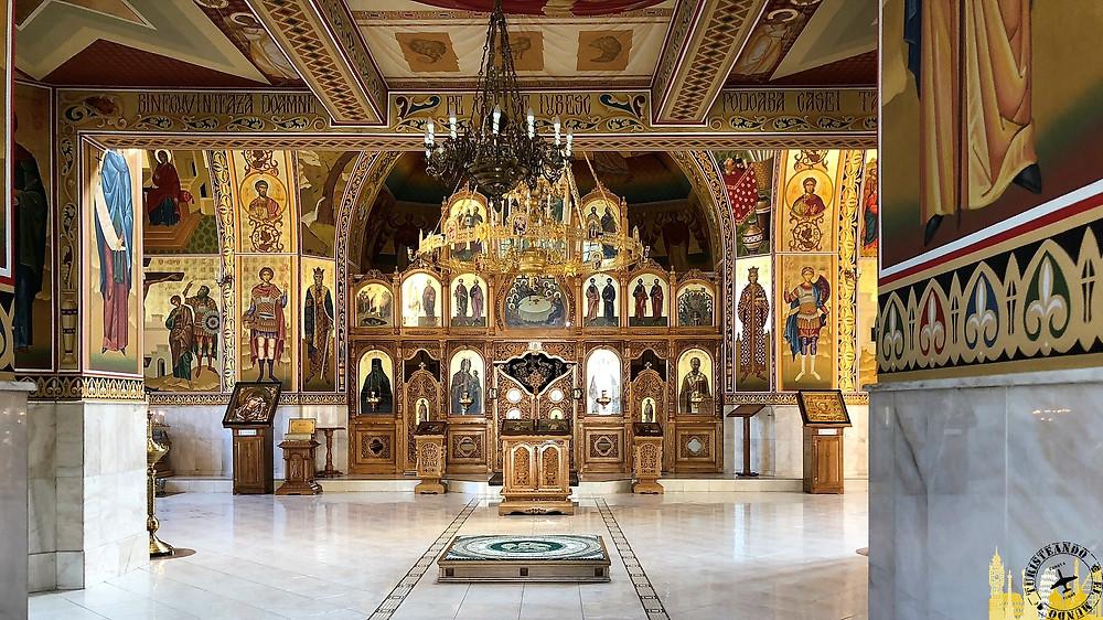 Monasterio de Curchi, Moldavia