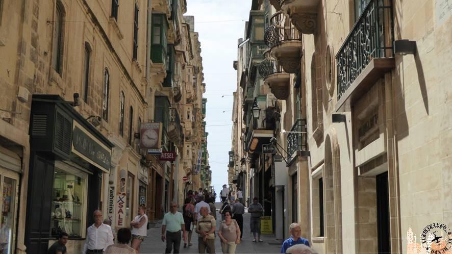 Calle Triq ir Repubblika (la Valeta)
