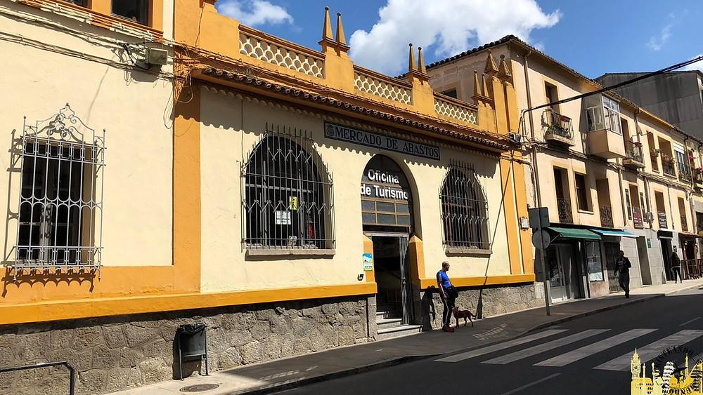 Arenas de San Pedro (Ávila). Oficina turismo