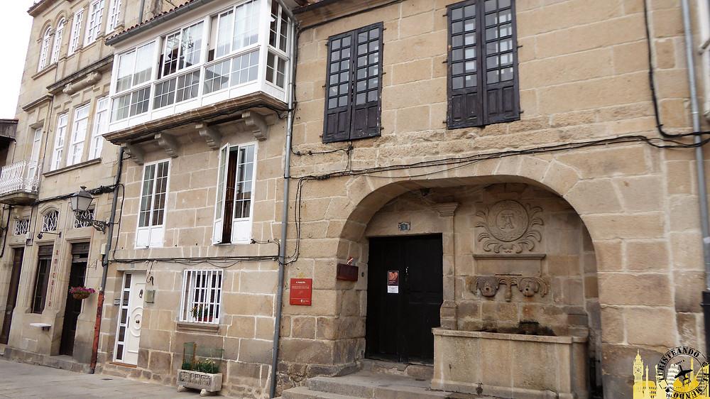 Fuente dos caños de Allariz (Ourense-España)