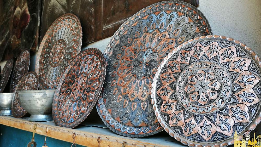 Lahij y su artesanía del cobre. Azerbaiyán
