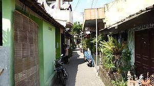 Kraton village