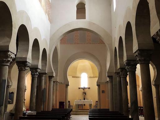 Iglesias mozárabes en Valladolid (Castilla y León). Lista indicativa UNESCO. España