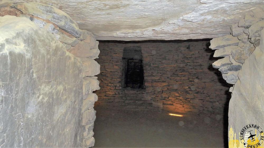 Dólmen de Tholos-el Romeral (Antequera). Andalucía