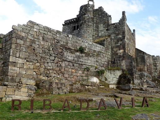 Ribadavia, una ciudad de historia y vino. Galicia (España)