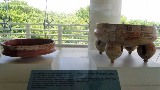 Museo Maya de Cancún (México)