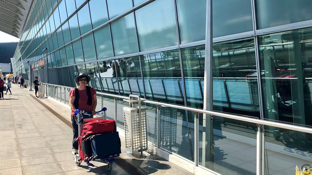 Aeropuerto Varsovia-Chopin