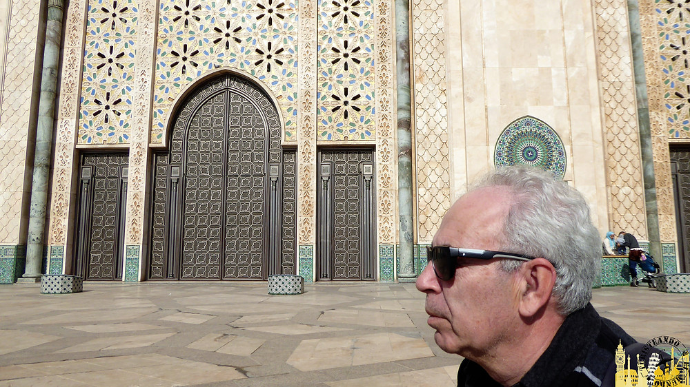 Casablanca (Marruecos). Mezquita Hassan II