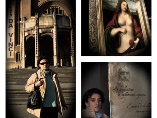 El arte como excusa para un viaje (Colaboración). La mejor exposición sobre Leonardo da Vinci