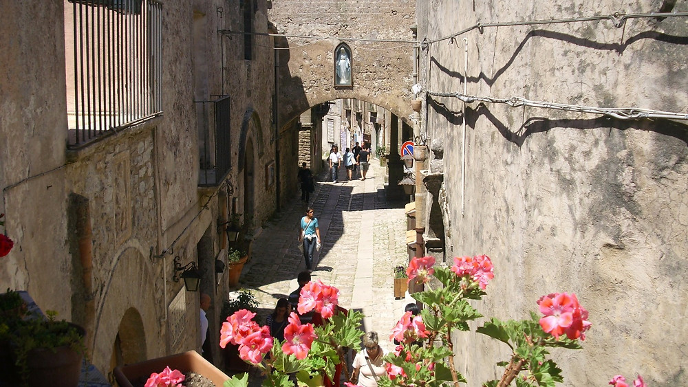 Erice (Sicilia, Italia)