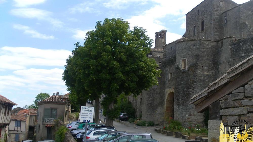 La Porte du Vainqueur. Cordes sur ciel (Francia)