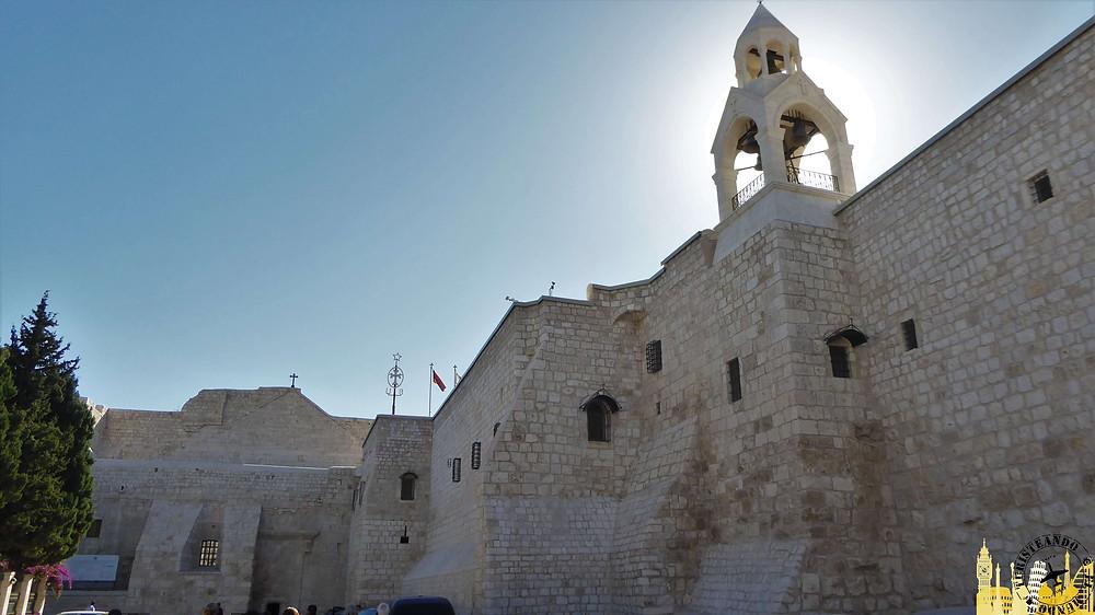 Iglesia de la Natividad. Belén (Palestina)