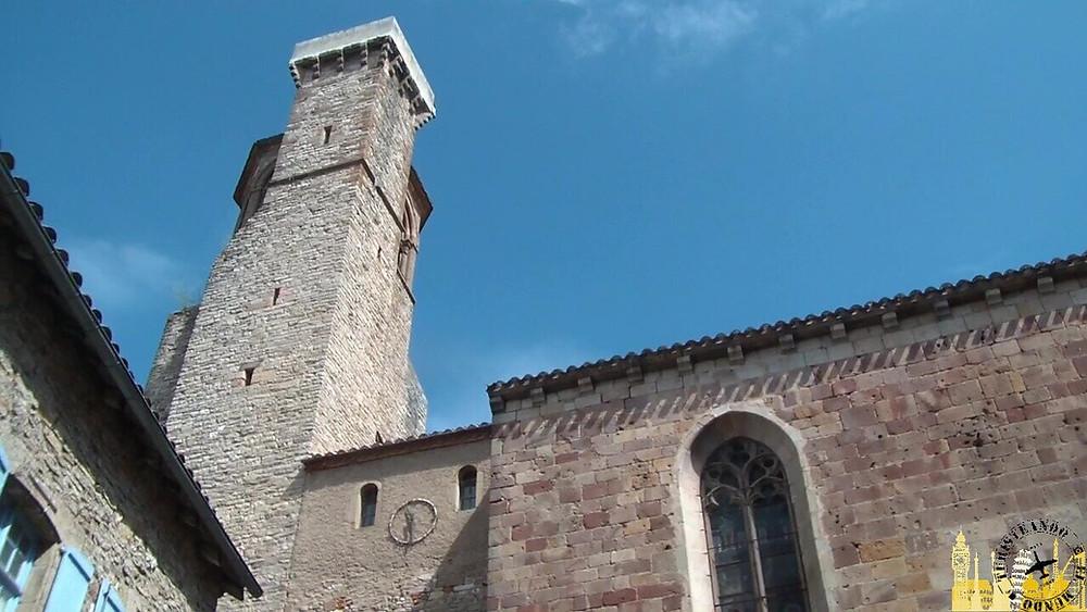 Iglesia de St Michel. Cordes sur ciel (Francia)