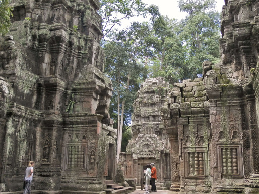 Templos de Angkor. Segunda ruta (Camboya)