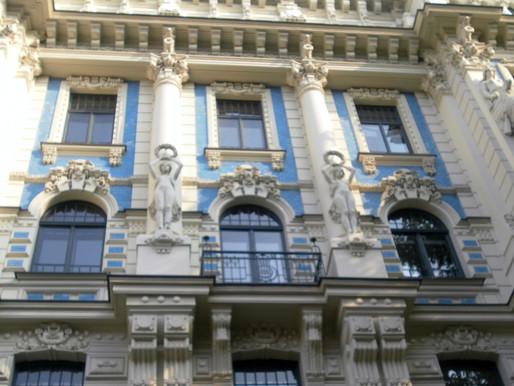 Ruta del Ámbar. Riga y su Art Nouveau UNESCO (Letonia)