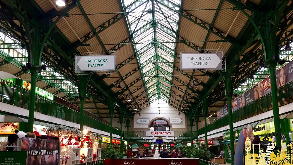 Mercado Central (Sofía-Bulgaria)