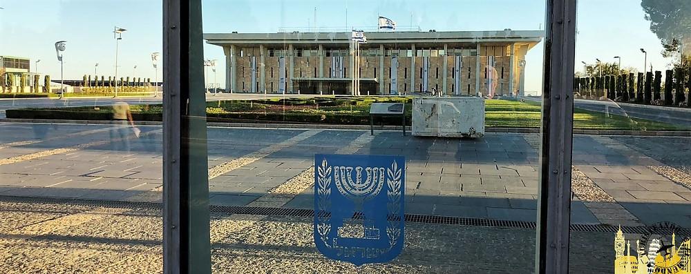 Jerusalén. Parlamento Israelí