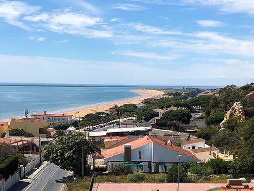 Mazagón (Huelva) y sus playas. Andalucía (España)