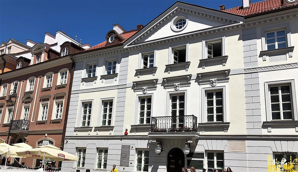 Museo de Marie Curie, Varsovia (Polonia)