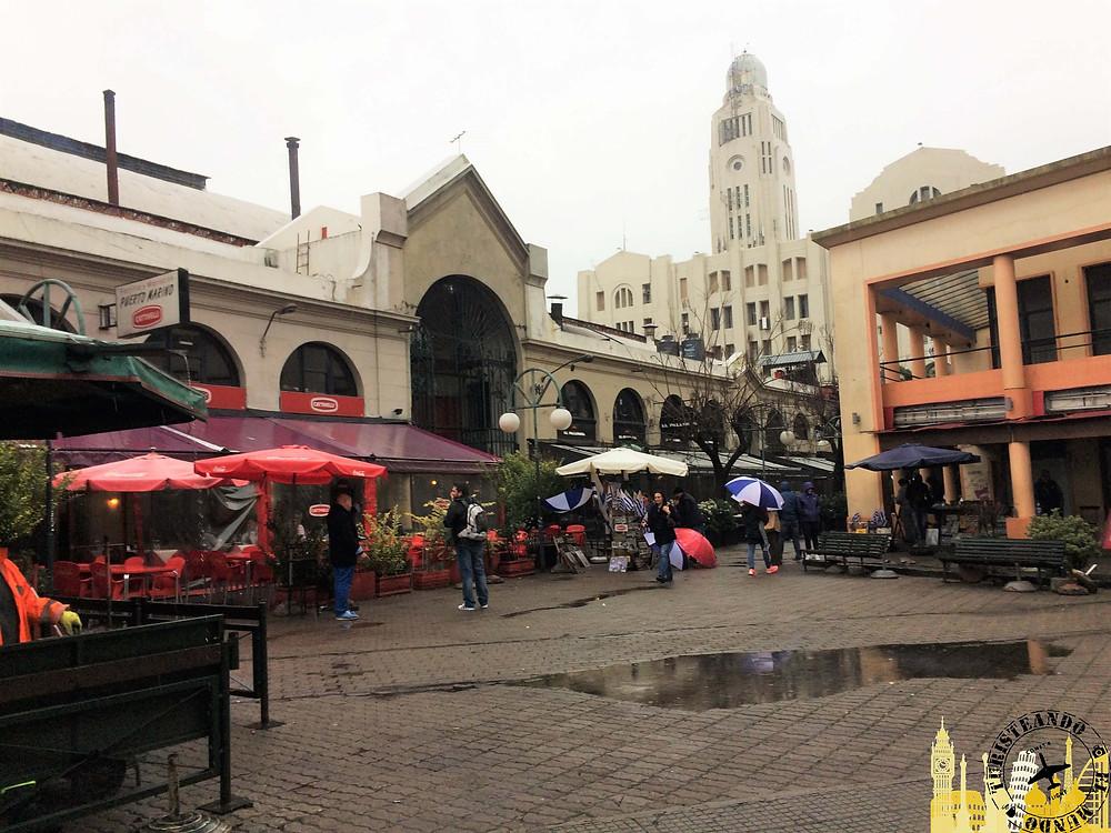 Mercado del puerto. Montevideo (Uruguay)