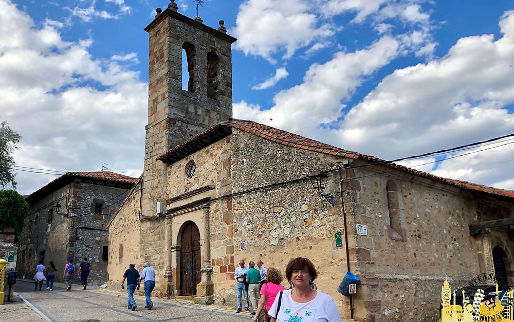 Iglesia de San Gil (Atienza). Guadalajara (Castilla La Mancha)