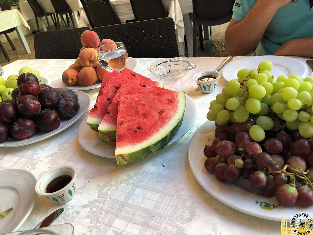Restaurante en Zahleh (Líbano)