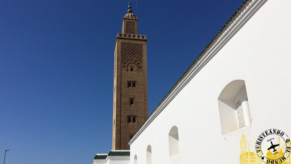 Mezquita Assounna. Rabat (Marruecos)