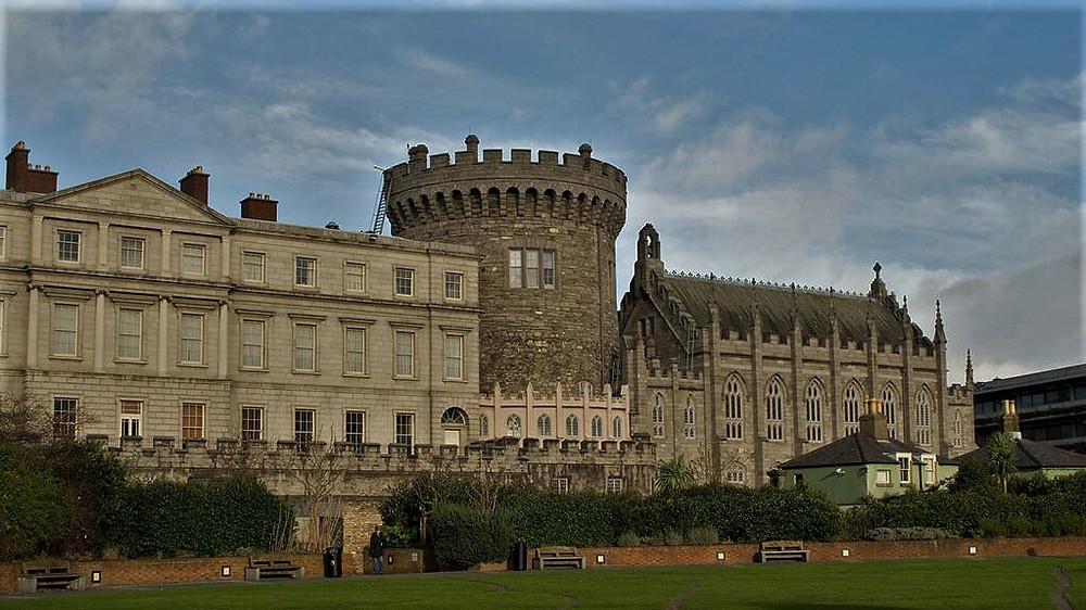 Castillo de Dublín (Irlanda)