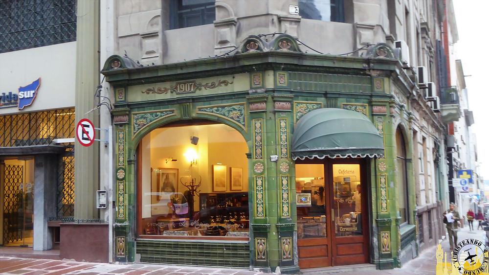Café Las Misiones. Montevideo (Uruguay)